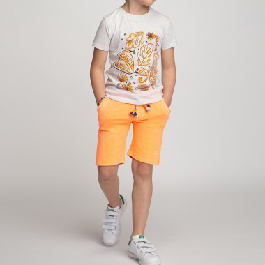 Fleece shorts BILLYBANDIT for BOY