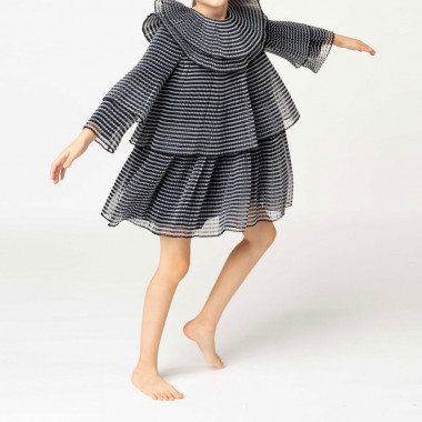 Frilled formal dress THE MARC JACOBS for GIRL