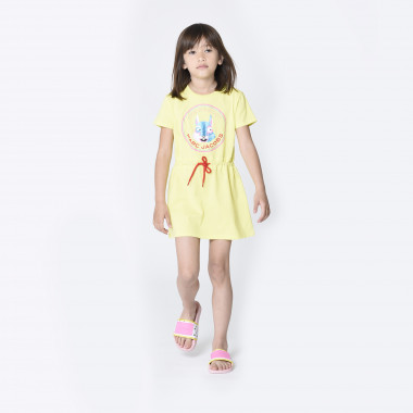 Cotton jersey dress THE MARC JACOBS for GIRL