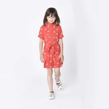Belted shirt dress THE MARC JACOBS for GIRL
