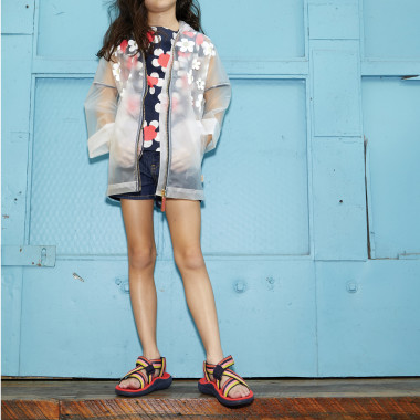 Floral patterned blouse THE MARC JACOBS for GIRL