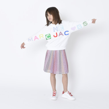 Fleece sweatshirt THE MARC JACOBS for GIRL