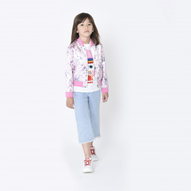 Reversible zipped jacket THE MARC JACOBS for GIRL
