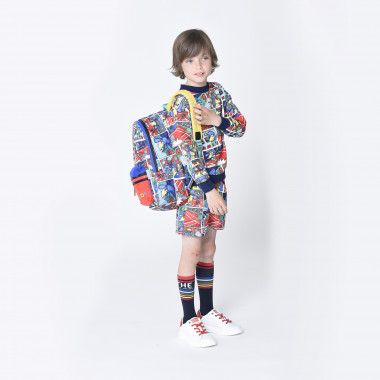 Comic strip printed backpack THE MARC JACOBS for BOY