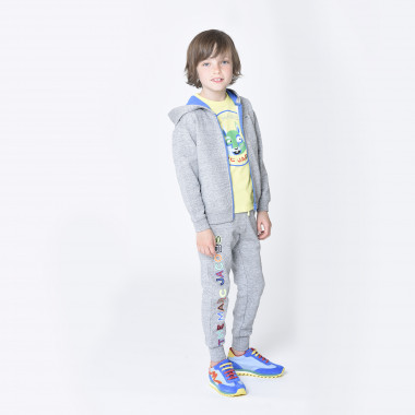 Hooded jogging cardigan THE MARC JACOBS for BOY