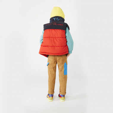 PUFFER JACKET SLEEVELESS THE MARC JACOBS for BOY