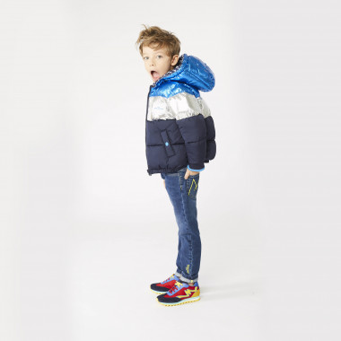 Hooded reversible puffer jacket THE MARC JACOBS for BOY