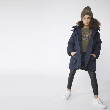 Wool and cashmere beanie ZADIG & VOLTAIRE for GIRL