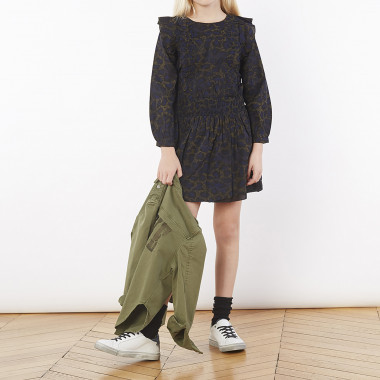 LONG SLEEVED DRESS ZADIG & VOLTAIRE for GIRL