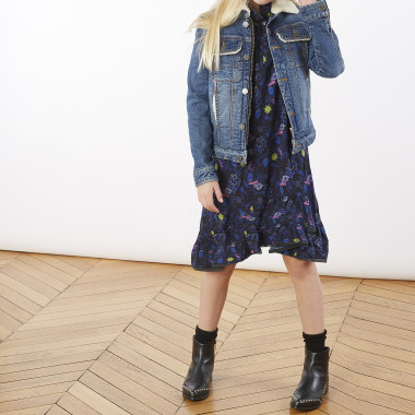 All-over printed dress ZADIG & VOLTAIRE for GIRL