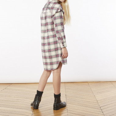 Long-sleeved shirt dress ZADIG & VOLTAIRE for GIRL