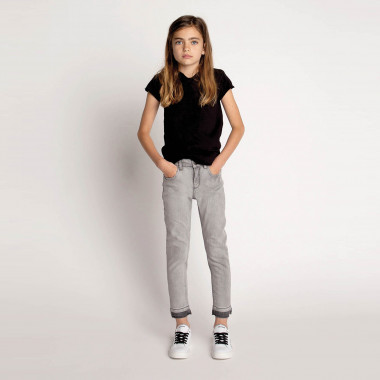 Slim jeans with rhinestones ZADIG & VOLTAIRE for GIRL