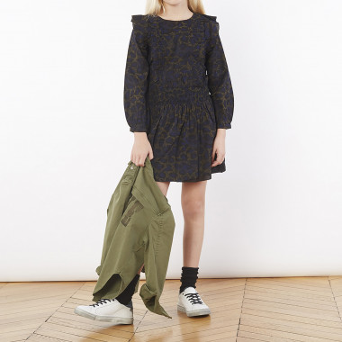 LONG SLEEVED OVERSHIRT ZADIG & VOLTAIRE for GIRL
