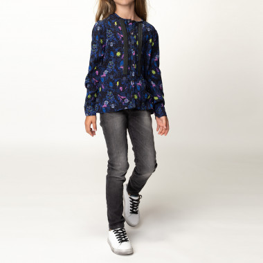 All-over printed blouse ZADIG & VOLTAIRE for GIRL