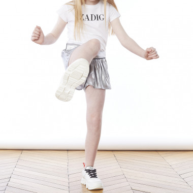 Fitted cotton T-shirt ZADIG & VOLTAIRE for GIRL