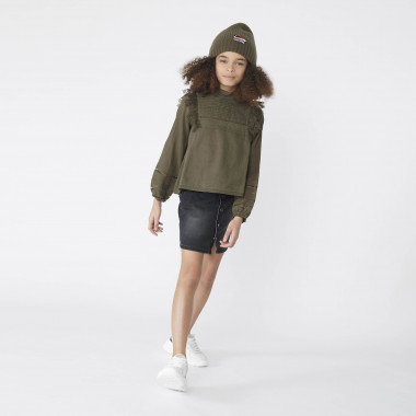Long-sleeved blouse ZADIG & VOLTAIRE for GIRL
