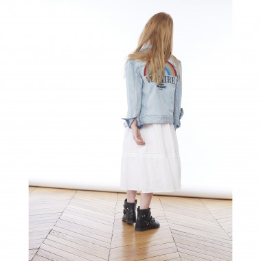 Denim jacket ZADIG & VOLTAIRE for GIRL