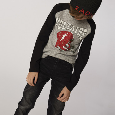PULL ON HAT ZADIG & VOLTAIRE for BOY