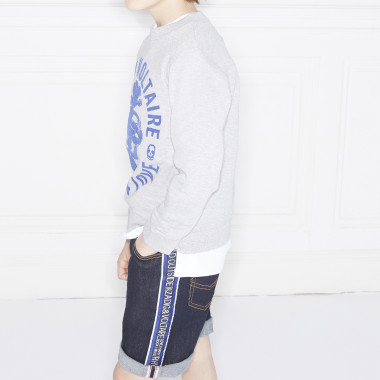 Denim shorts ZADIG & VOLTAIRE for BOY