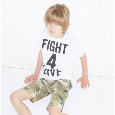 Printed front T-shirt ZADIG & VOLTAIRE for BOY