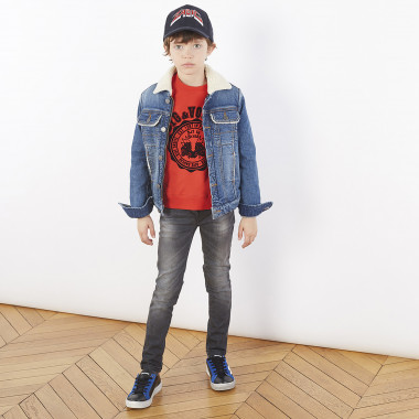 Cotton fleece jumper ZADIG & VOLTAIRE for BOY