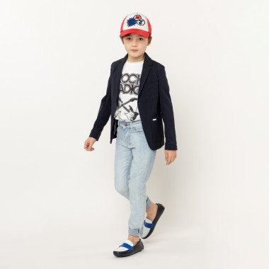 Cotton T-shirt with print ZADIG & VOLTAIRE for BOY
