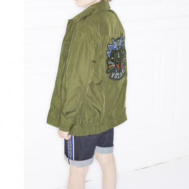 Hooded military parka ZADIG & VOLTAIRE for BOY