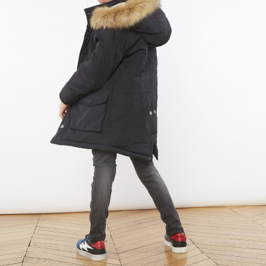 Long hooded parka ZADIG & VOLTAIRE for BOY