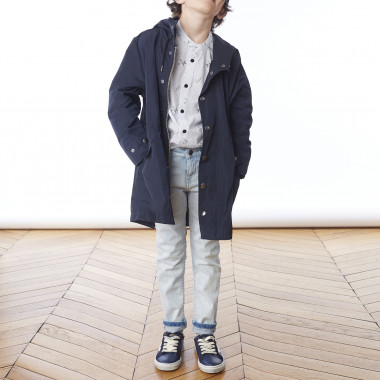 Hooded parka ZADIG & VOLTAIRE for BOY