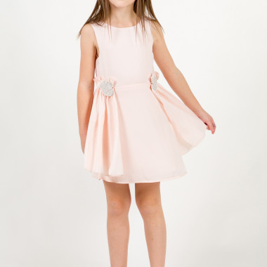 Formal satin dress CARREMENT BEAU for GIRL