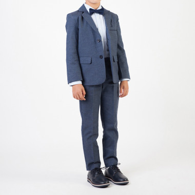 CEREMONY TROUSERS CARREMENT BEAU for BOY