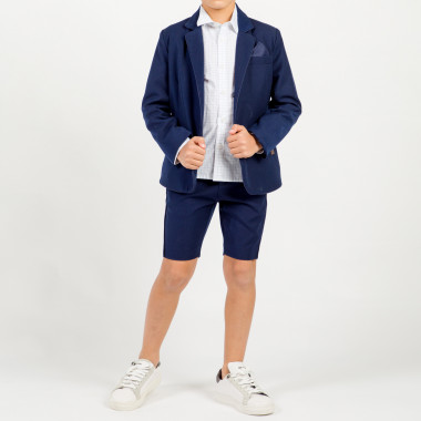 CEREMONY BERMUDA SHORTS CARREMENT BEAU for BOY