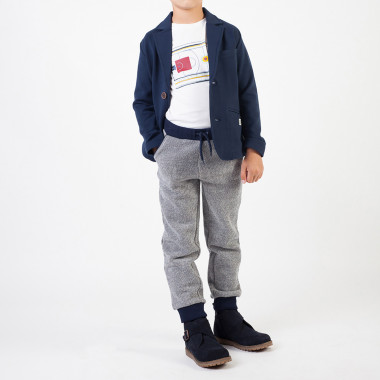 Buttoned milano jacket CARREMENT BEAU for BOY