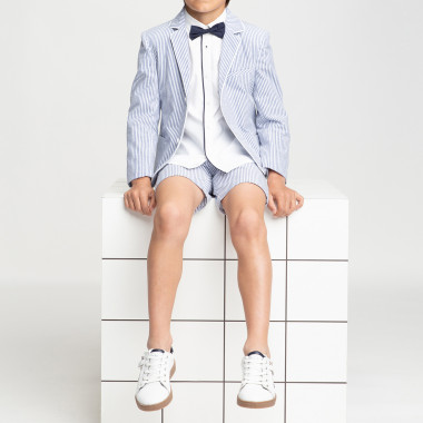 Striped suit jacket CARREMENT BEAU for BOY