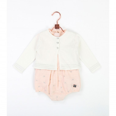 Novelty playsuit CARREMENT BEAU for GIRL