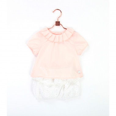 Broderie anglaise bloomers CARREMENT BEAU for GIRL
