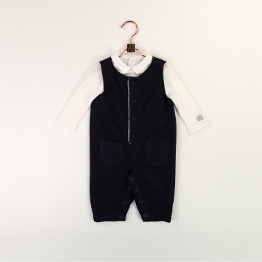Sleeveless romper CARREMENT BEAU for BOY