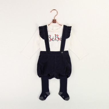 Corduroy bloomers CARREMENT BEAU for GIRL