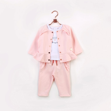 Fleece trousers CARREMENT BEAU for GIRL