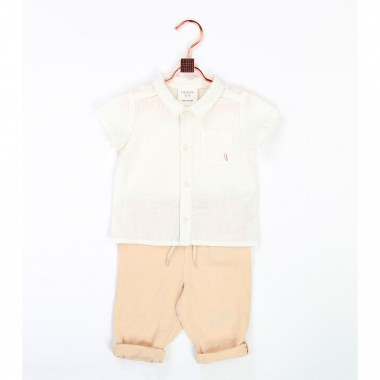 Cotton shirt CARREMENT BEAU for BOY