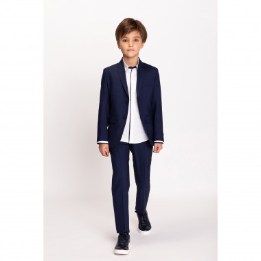 Suit trousers in wool BOSS for BOY