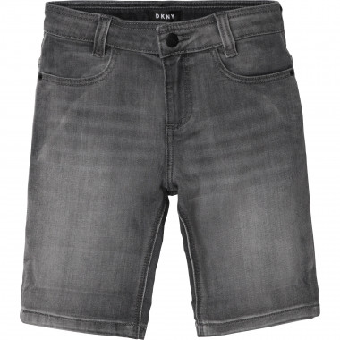 Adjustable denim shorts DKNY for BOY