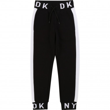 Fleece jogging trousers DKNY for BOY