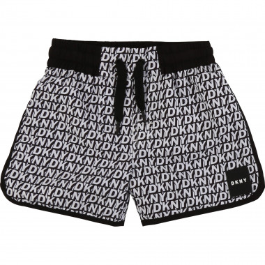 Novelty print surf shorts DKNY for BOY
