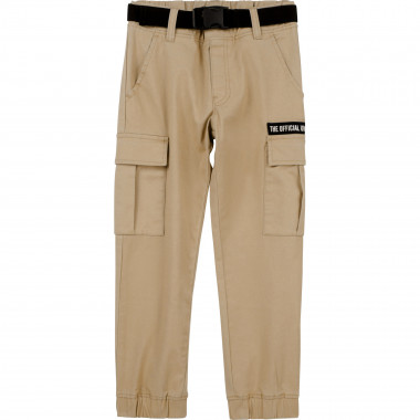Chinos with belt DKNY for BOY