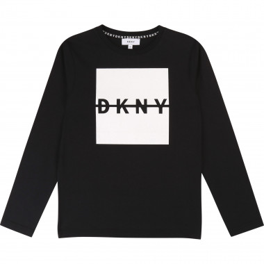 Long-sleeved T-shirt DKNY for BOY