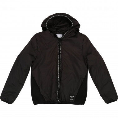 Reflective hood jacket DKNY for BOY