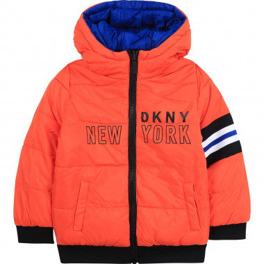 Reversible puffer jacket DKNY for BOY