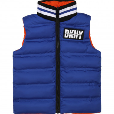 Reversible body warmer DKNY for BOY