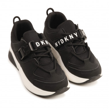 Lace-up mesh trainers DKNY for BOY